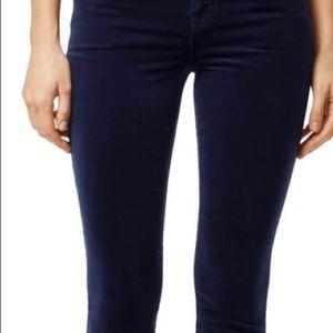 J Brand velvety pants